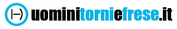 Uomini torni e frese Logo